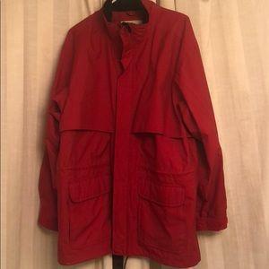 Eddie Bauer weatherproof rain jacket